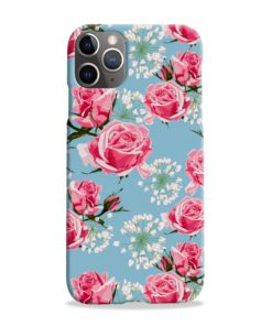 Beautiful Pink Roses iPhone 11 Pro Max Case