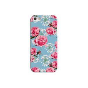 Beautiful Pink Roses iPhone 5 Case Cover