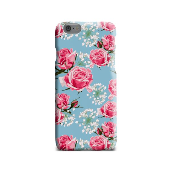 Beautiful Pink Roses iPhone 6 Case Cover