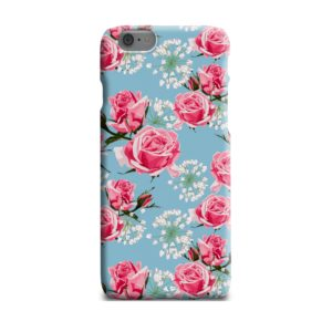 Beautiful Pink Roses iPhone 6 Plus Case