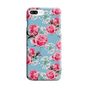 Beautiful Pink Roses iPhone 7 Plus Case