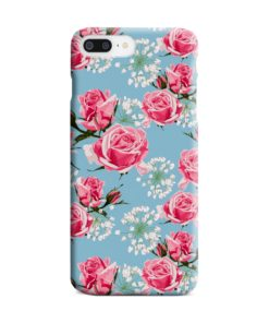 Beautiful Pink Roses iPhone 8 Plus Case Cover