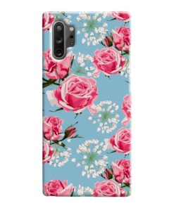 Beautiful Pink Roses Samsung Galaxy Note 10 Case