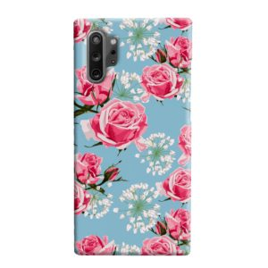 Beautiful Pink Roses Samsung Galaxy Note 10 Plus Case