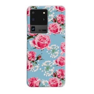 Beautiful Pink Roses Samsung Galaxy S20 Ultra Case Cover