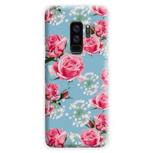 Beautiful Pink Roses Samsung Galaxy S9 Plus Case