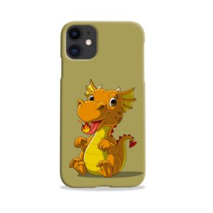 Cute Baby Fire Dragon iPhone 11 Case Cover