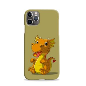 Cute Baby Fire Dragon iPhone 11 Pro Case
