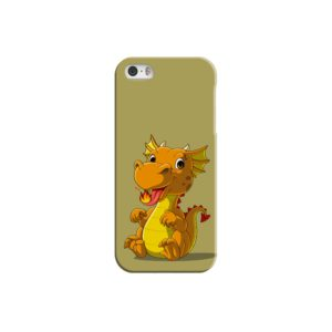 Cute Baby Fire Dragon iPhone 5 Case