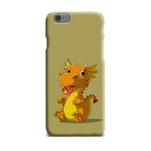Cute Baby Fire Dragon iPhone 6 Plus Case