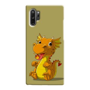 Cute Baby Fire Dragon Samsung Galaxy Note 10 Case