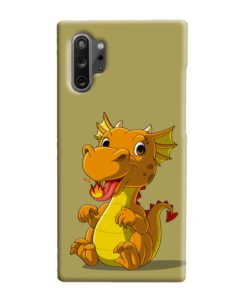 Cute Baby Fire Dragon Samsung Galaxy Note 10 Plus Case Cover