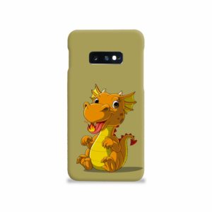 Cute Baby Fire Dragon Samsung Galaxy S10e Case