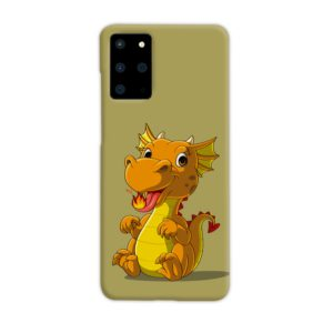 Cute Baby Fire Dragon Samsung Galaxy S20 Plus Case Cover