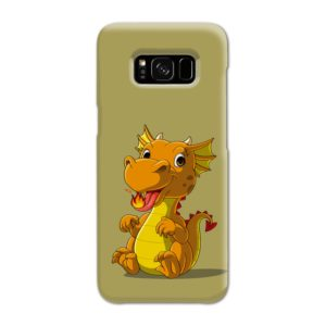Cute Baby Fire Dragon Samsung Galaxy S8 Case