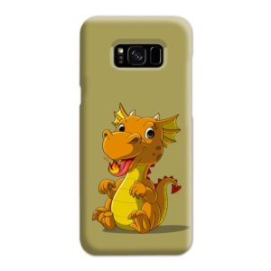 Cute Baby Fire Dragon Samsung Galaxy S8 Plus Case