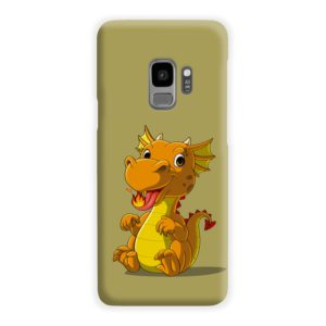 Cute Baby Fire Dragon Samsung Galaxy S9 Case