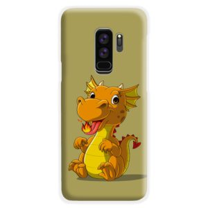 Cute Baby Fire Dragon Samsung Galaxy S9 Plus Case Cover