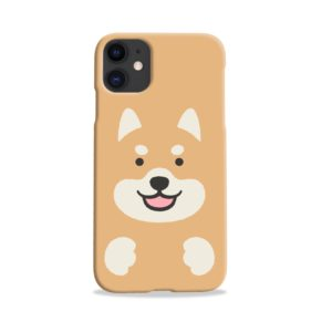 Cute Shiba Inu Dog iPhone 11 Case