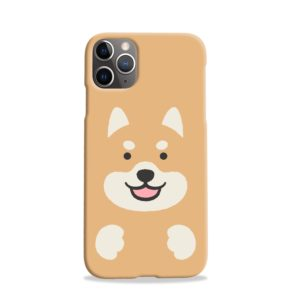 Cute Shiba Inu Dog iPhone 11 Pro Case Cover