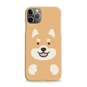 Cute Shiba Inu Dog iPhone 11 Pro Max Case Cover