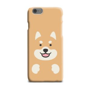 Cute Shiba Inu Dog iPhone 6 Plus Case Cover
