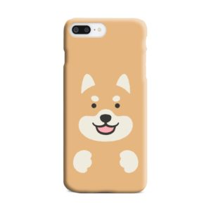 Cute Shiba Inu Dog iPhone 7 Plus Case Cover