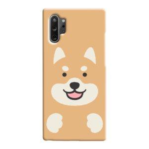 Cute Shiba Inu Dog Samsung Galaxy Note 10 Case