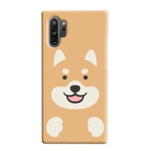 Cute Shiba Inu Dog Samsung Galaxy Note 10 Plus Case