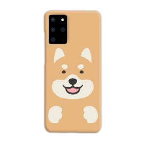 Cute Shiba Inu Dog Samsung Galaxy S20 Plus Case Cover