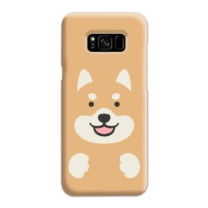 Cute Shiba Inu Dog Samsung Galaxy S8 Plus Case Cover
