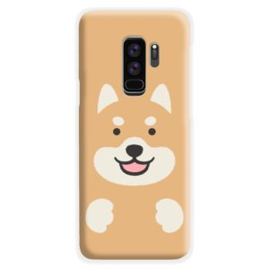 Cute Shiba Inu Dog Samsung Galaxy S9 Plus Case
