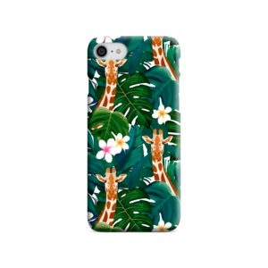 Exotic Giraffe Leaf iPhone 7 Case