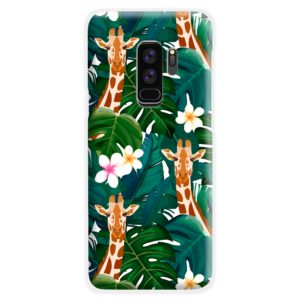 Exotic Giraffe Leaf Samsung Galaxy S9 Plus Case Cover