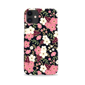 Japanese Cherry Blossom Garden iPhone 11 Case