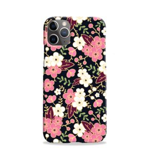 Japanese Cherry Blossom Garden iPhone 11 Pro Case