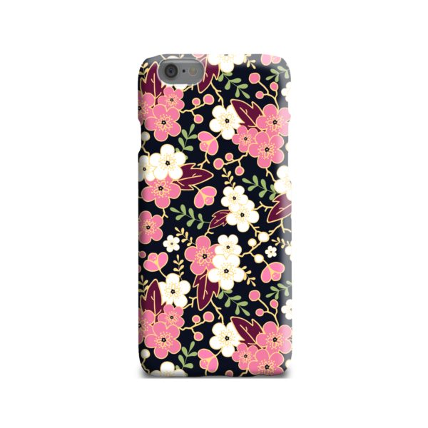 Japanese Cherry Blossom Garden iPhone 6 Case