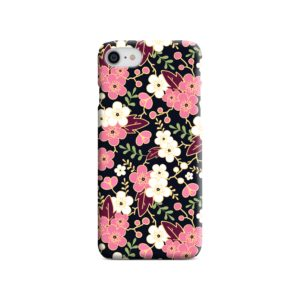 Japanese Cherry Blossom Garden iPhone SE Case