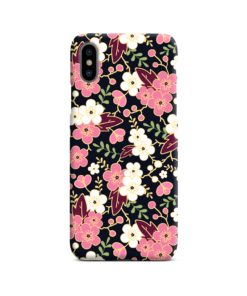 Japanese Cherry Blossom Garden iPhone X / XS Case Cover