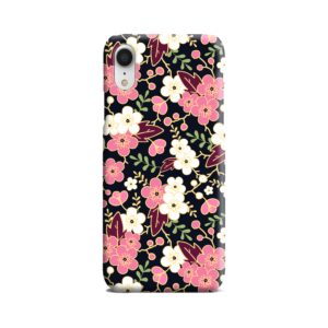Japanese Cherry Blossom Garden iPhone XR Case Cover