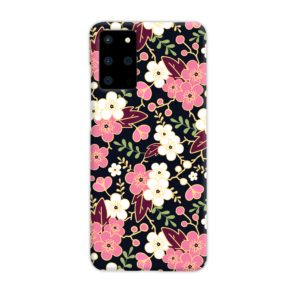 Japanese Cherry Blossom Garden Samsung Galaxy S20 Plus Case Cover