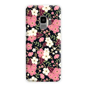 Japanese Cherry Blossom Garden Samsung Galaxy S9 Case Cover