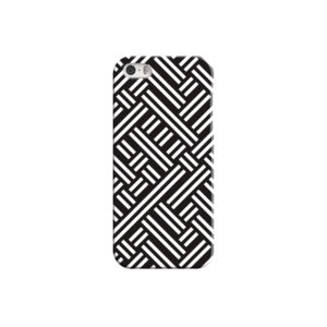 Monochrome Geometric Patterns iPhone 5 Case Cover
