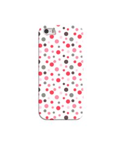 Pretty Polka Dots Pattern iPhone 5 Case Cover