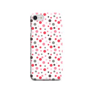 Pretty Polka Dots Pattern iPhone 7 Case Cover