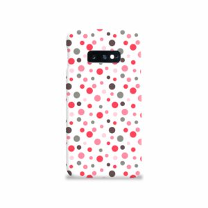 Pretty Polka Dots Pattern Samsung Galaxy S10e Case Cover