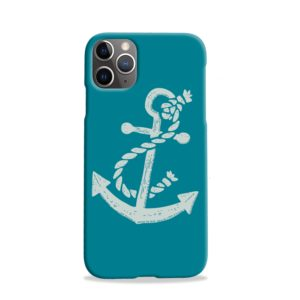 Ship Anchor Sea Vintage Art iPhone 11 Pro Case Cover