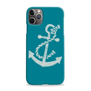 Ship Anchor Sea Vintage Art iPhone 11 Pro Max Case Cover
