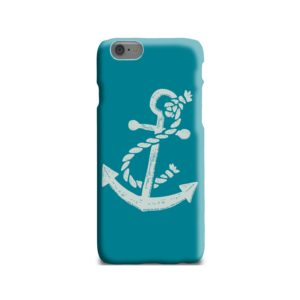 Ship Anchor Sea Vintage Art iPhone 6 Case Cover
