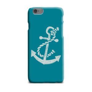 Ship Anchor Sea Vintage Art iPhone 6 Plus Case Cover